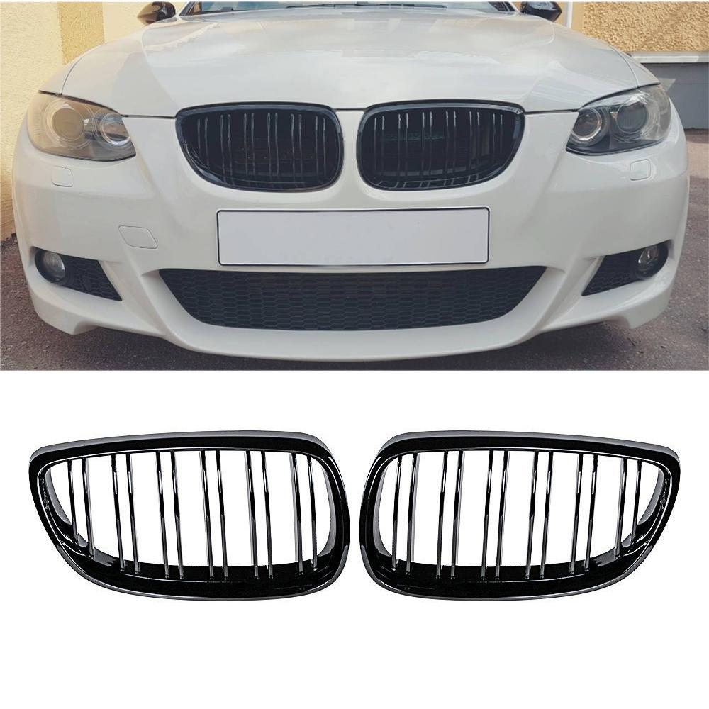 WISENGEAR Front Grill Grille For BMW X5 E53 Facelift
