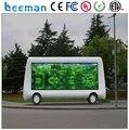 Leemanled P3 P10 мобильного Автомобиль/грузовик/прицеп/автомобиль мобильная реклама светодиодный дисплей для продажи smd p5 p6
