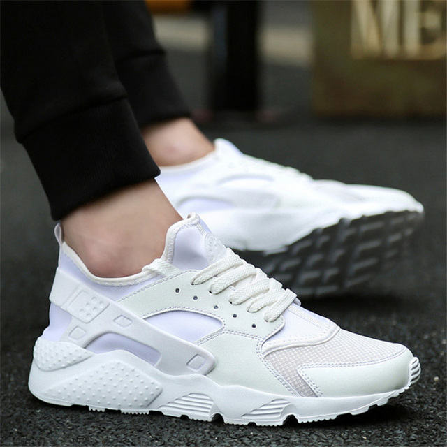 632093e5e07d5 outdoor Athletic Trainers Running Shoes Mens Breathable mesh Sneakers Gym  Sport Shoes Breathable Walking Jogging Sneakers Men
