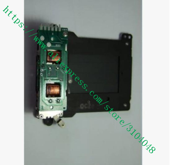 95%NEW Shutter Assembly Group For Canon FOR EOS-1Ds Mark II / 1D MARK II / 1Ds Mark I Digital Camera Repair Part