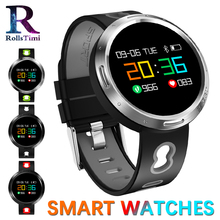 Smart Watch Men Waterproof Smartwatch Heart Rate Blood Pressure Monitor Women Fitness Tracker GPS Sports Wristwatch Android IOS цена