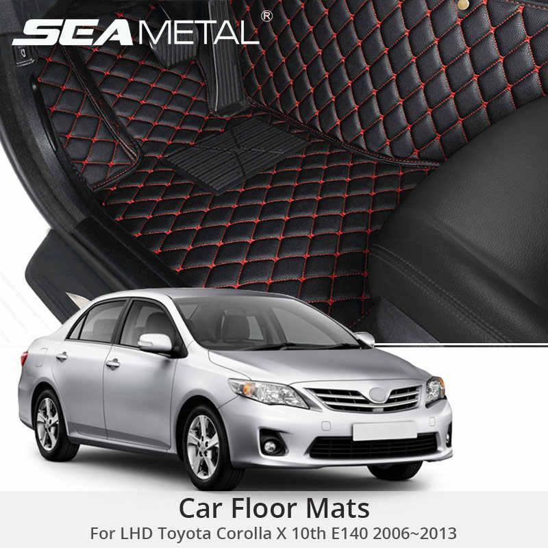 For Lhd Toyota Corolla X 10th E140 2013 2012 2011 2010 Car Floor