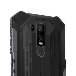 Image 5 - هاتف Ulefone Armor 6E أندرويد 9.0 Helio P70 ثماني النواة مقاوم للماء 4GB 64GB 6.2 بشريحتين لاسلكي شحن NFC الهاتف الذكي
