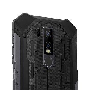 Image 5 - Ulefone Armor 6E Android 9.0 Helio P70 Octa Core Waterproof Mobile Phone 4GB 64GB 6.2 Dual SIM Wireless Charge NFC Smartphone