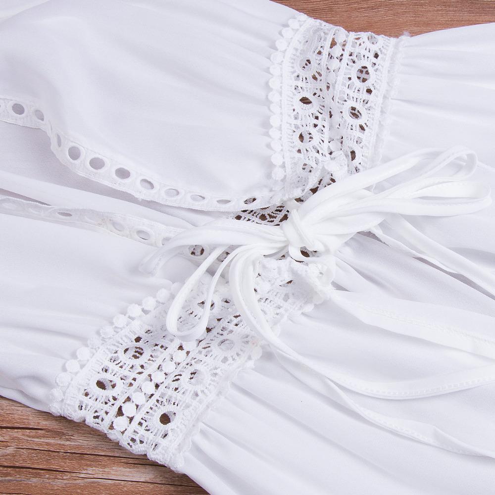 HTB1EdLKUrPpK1RjSZFFq6y5PpXa8 - Ladies Women Sexy Bikini Cover up Beach Dress Robe Swimwear Chiffon Beachwear Bathing Suit Summer Holiday Kimono Cardigan New