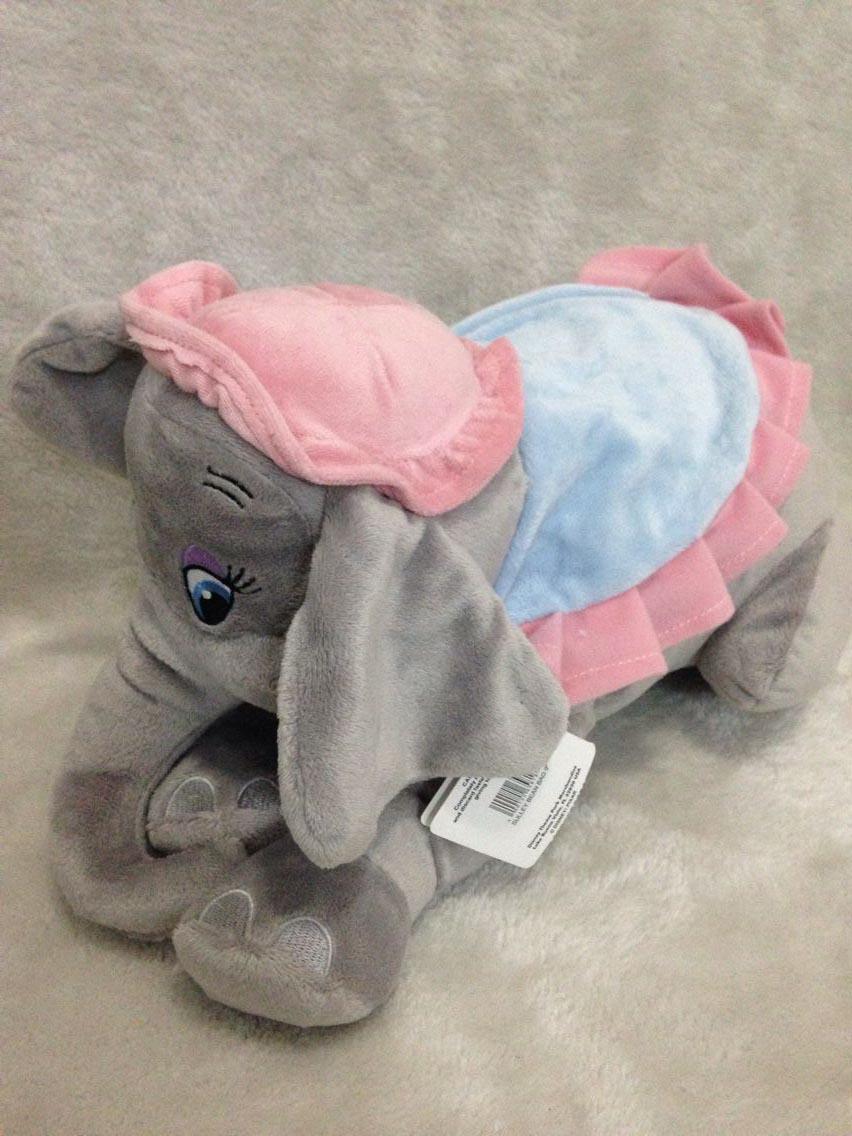 Dumbo Mother Mrs. Jumbo Plush Doll 38cm Elephant Plush Toys mrs dalloway