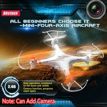 Skytech M62 M62R 2.4 Г 4CH Вертолет НЛО С Мигающий Светодиод цвет Светло-Ar. M62R Drone Drone RC Можно Добавить Камеру Летать внутри помещений игрушки