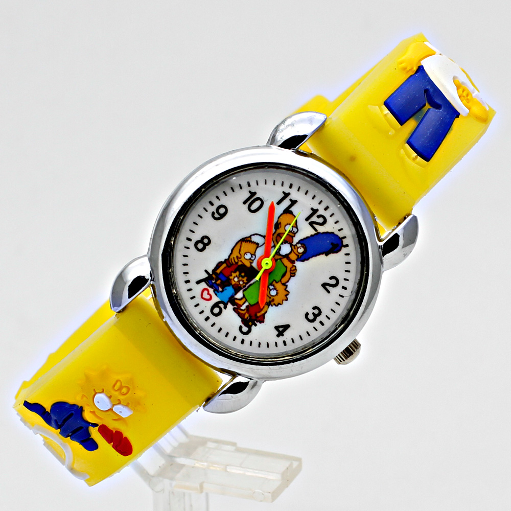 2018 Ny Silikone Candy Jelly Color Student Watch Piger Ur Fashion ure - Børneure - Foto 4