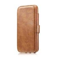 YeeSite Für iPhone 6 Plus/7 Plus/8 Plus/X Fall Flip Brieftasche Buch stil Handy Case Schutzhülle Für iPhone 6 7 8