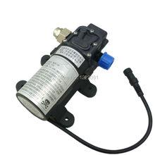 12 В 70 Вт 6L/min Мембранный насос для Дизельного Топлива, бензин, керосин Насос Перекачки Автомобиль Мотоцикл-factory outlet