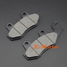 FRONT BRAKE PAD KYMCO AGILITY SENTO STING VITALITY 50 GY6 ENGINE SCOOTER MOPED