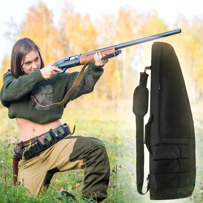 118cm Tactical Airsoft Rifle Bag Hunting Shooting Gun Carry Bag Military Army Protection Case Accessories Camping Fishing Bag