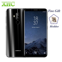 "HOMTOM S8 5.7"" SmartphoneS 18:9 Aspect ratio RAM 4GB ROM 64GB 13MP/16MP Android 7.0 Octa Core Fast charge Dual SIM Mobile Phone"