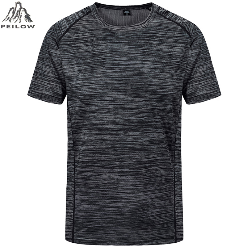 Plus Size 5XL 6XL 7XL L-8XL Summer Short   t     shirt   Men Moisture Wicking Athletic Male   t  -  shirt   Ice-cool tshirt men tee   shirts   Tees