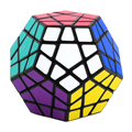 Новый Shengshou 65 мм Пластик Скорость Головоломки Megaminx Magic Cube Развивающие Игрушки Для Детей Kids