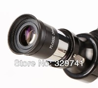 1.25 Inches (31.7mm) Astronomical telescope Fittings PLOSSL PL20mm Eyepiece HD for Celestron with Foldable Eyecup