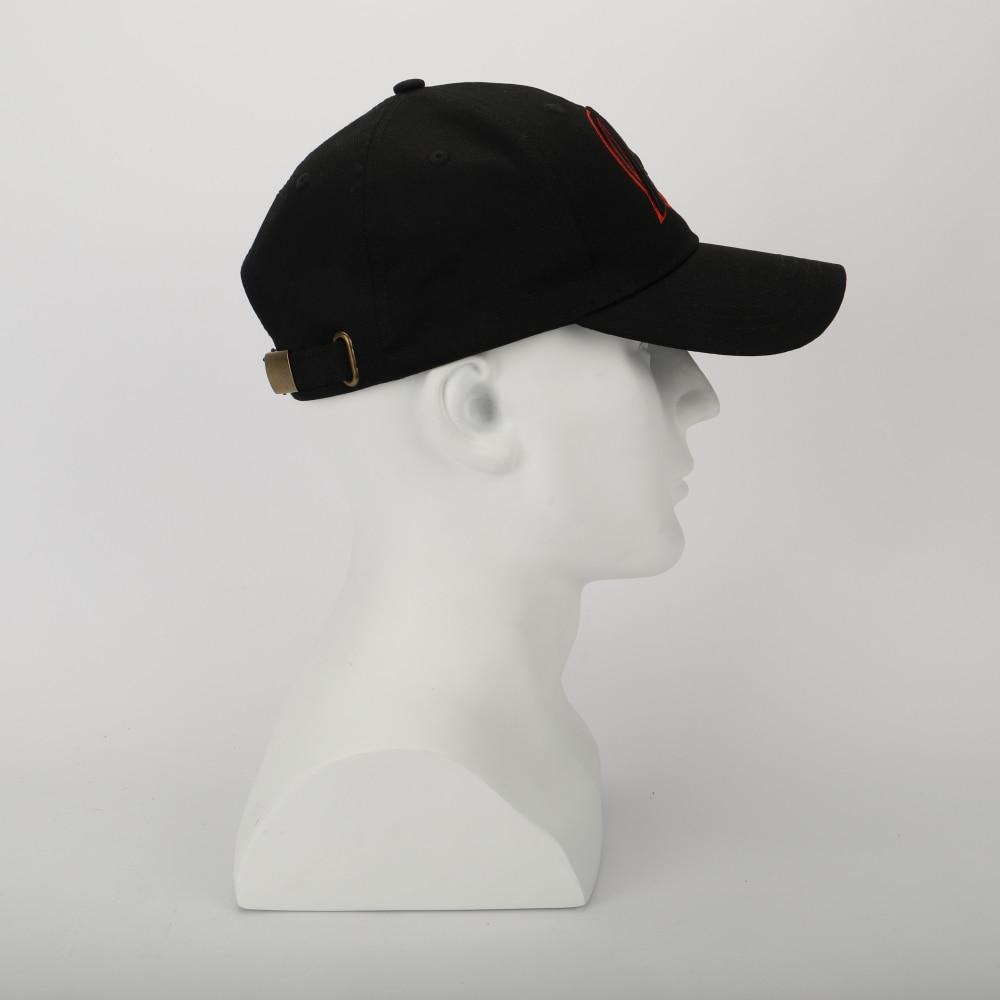 2019 The Avengers Endgame Quantum Realm Hats Cosplay Joe Russo Advanced Tech Hats Embroidery Unisex Advanced Tech Baseball Cap (16)