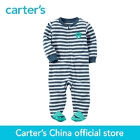 Carter S 1pcs Baby Children Kids Terry Zip Up Sleep Play 115G282 Sold By Carter S