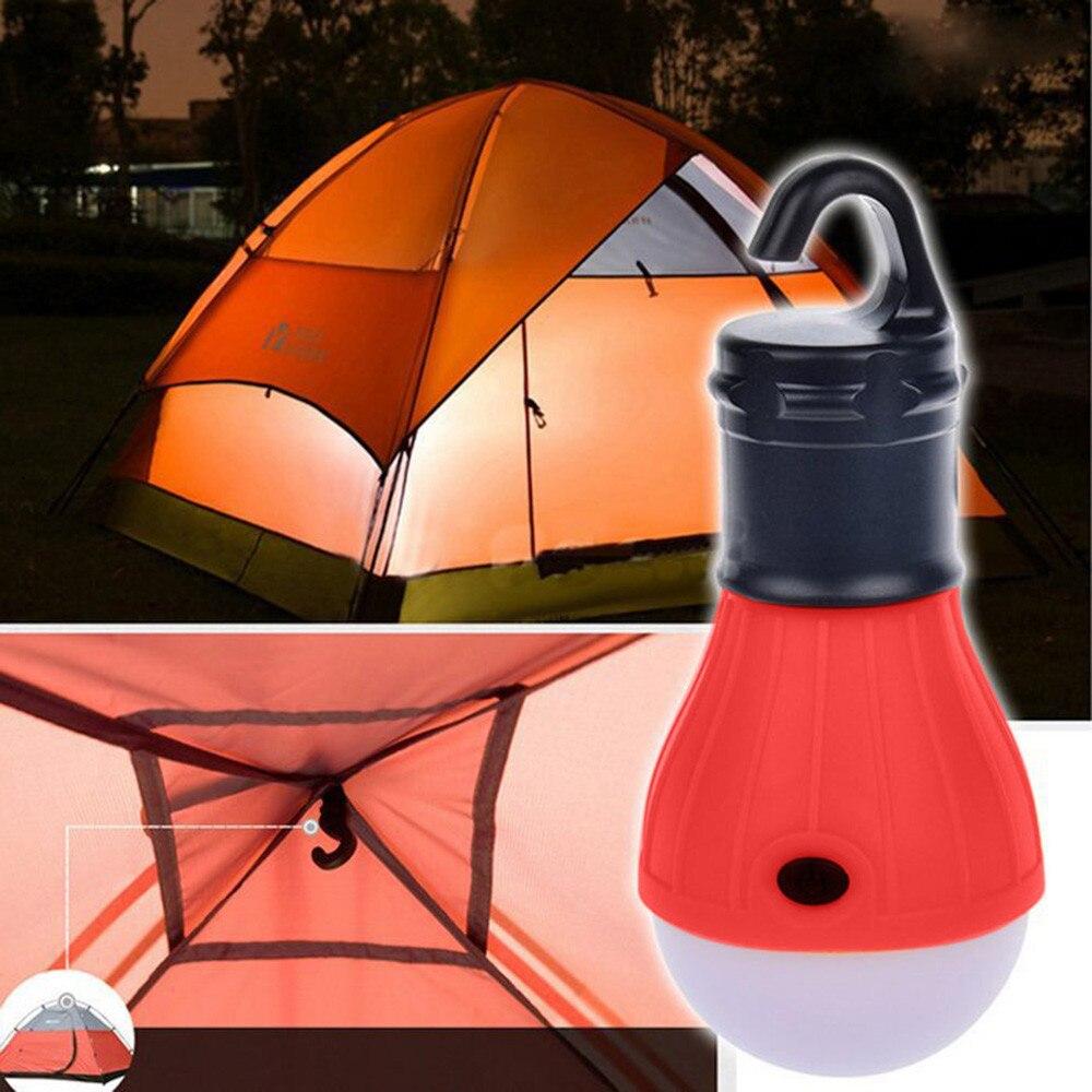 Portatile Di Emergenza Esterna Della Lampada Led Da Campeggio Tenda Di Pesca Di Hik Lanterna Appesa Luce Notturna Luce Di Plastica