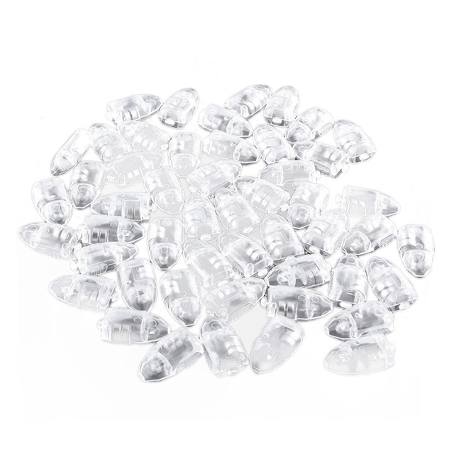 100pcs Led Ball Lamps Balloon Lights Fairy Lights Moon Starry String Lights For Home Wedding Party Decoration Crafting Costume 1