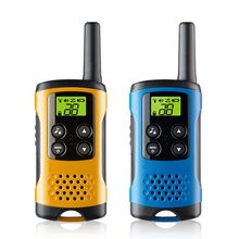 (2pcs)Suitable for Motorola walkie talkie T40 Mini children's outdoor self driving walkie talkie Frequency Range 409-410MHZ