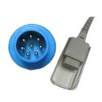 Compatible Mindray PM5000/PM6000 spo2 cable (Masimo module)