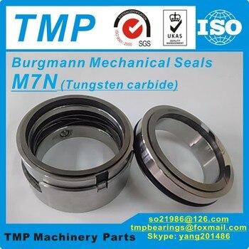 M7N-115 (M7N/115-G9) burgmann Segel Mekanis dengan G9 Stasioner Kursi-Tungsten Carbide/Tungsten Carbide/Vit