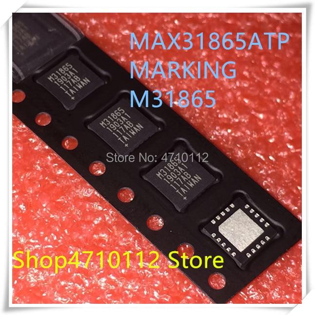 NEW 10PCS/LOT MAX31865ATP  MAX31865  M31865 QFN-20 IC