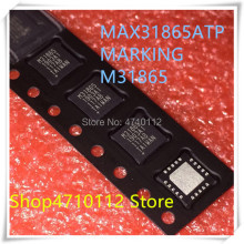 NEW 10PCS/LOT MAX31865ATP  MAX31865  M31865 QFN-20 IC