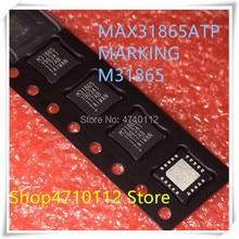 NEW 10PCS LOT MAX31865ATP MAX31865 M31865 QFN 20 IC