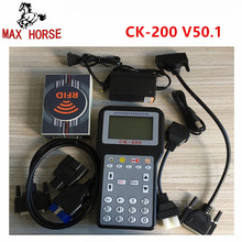 V50.1 CK-200 Original CK200 Auto Key Programmer No Tokens Li