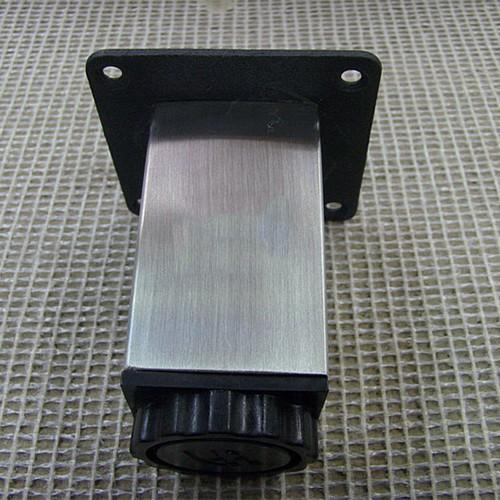 200 мм из нержавеющей стали Foot стул диван ногу