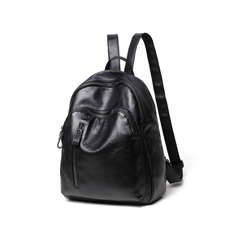 2017 Women Genuine Leather backpacks female backpacks for teenage girls school bags Travel bag Backpack Female hot sell new C239