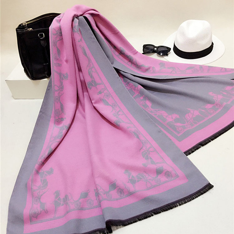 Brand New Scarf Long Fashion Casual Warms