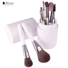 DUcare Makeup Brushes Professional 8PCS Foundation Eyeshadow Makeup Brush sets make up kwasten