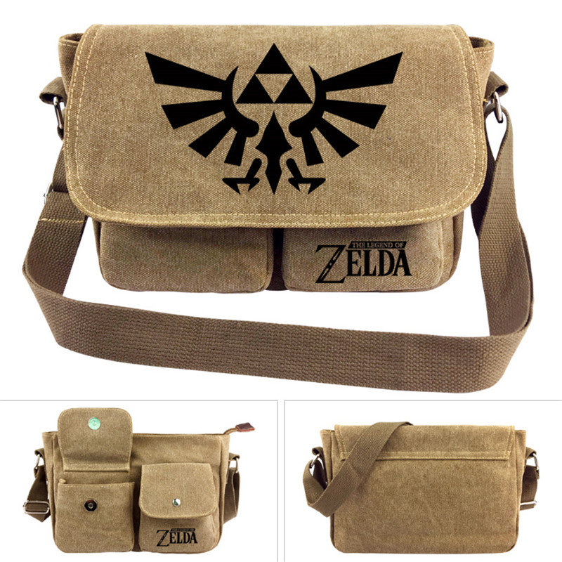 Women's Pouch Shoulder Bags Female Handbags Clutch Bag Crossbody Bag For Women The Legend Of Zelda Messenger Bags For Teenage
