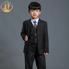 Nimble Black suit for boy roupas infantis menino costume enfant garcon mariage boys suits for weddings jogging garcon blazer boy