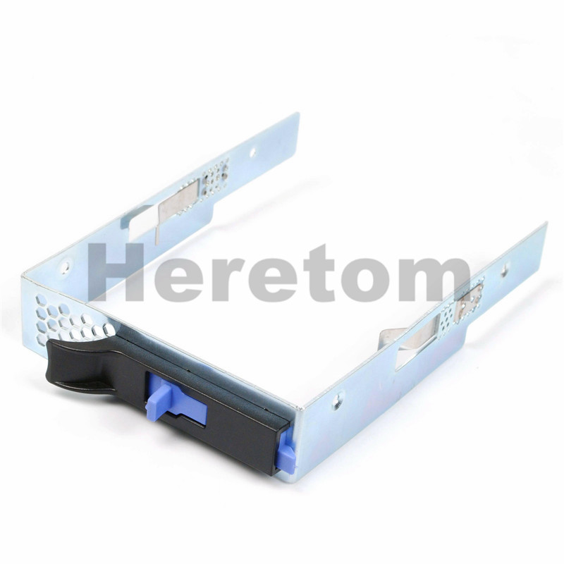 Sensible Heretom 3.5 Sas Sata Hdd Tray Caddy Sled Bracket 69y5342 For Ibm X3300 M4 X3250 X3650 M5 X3100 M5 X3400 M4 Strengthening Sinews And Bones Hdd Enclosure