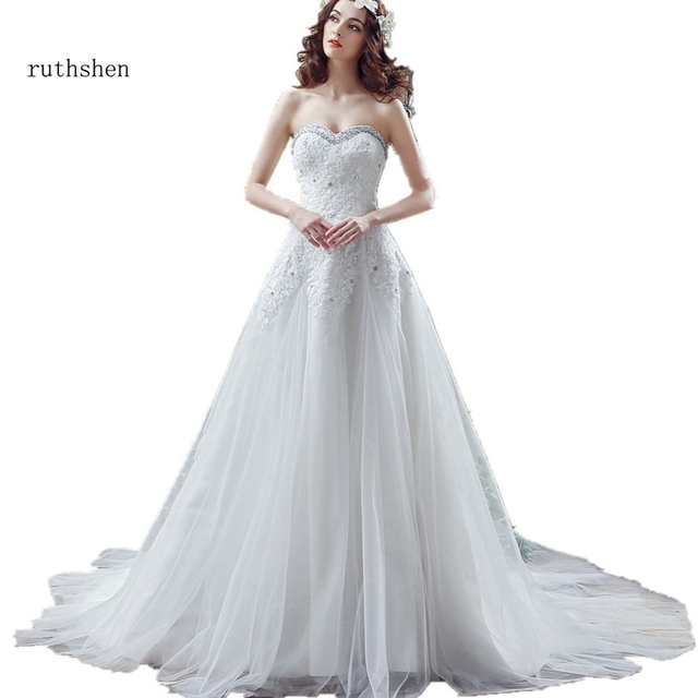 Elegant Plus Size Maternity Wedding Dresses With Beaded Lace Draped ...