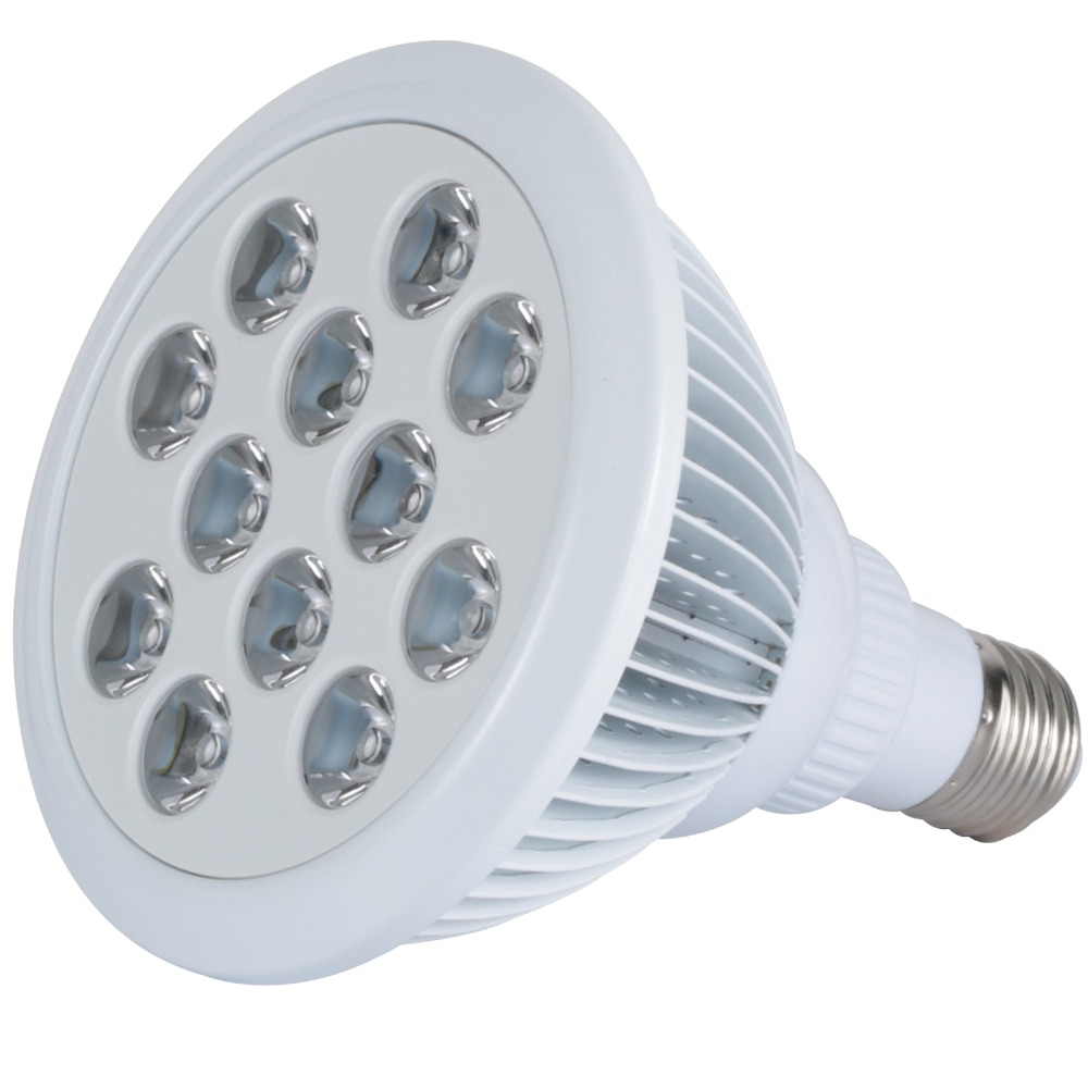 free shipping Energy Saving LED grow lamp 12W ultra bright bulb spotlight for all stages of plants growth at the bottom price ultra bright e27 led lamp smd 2835 bombillas e14 12w led bulb light 220v spotlight lamparas led high quality energy saving
