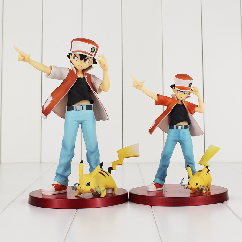 15-19cm Ash Ketchum Bulbasaur action figure model toy Hot Anime Action Figure Model Toy cute cartoon PVC figure model for kids