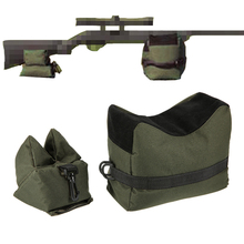 Sandbag Support for Rifles