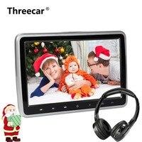 10 Inch HDMI DVD Monitors 1024x600 HD Digital LCD Screen Car Headrest Monitor car audio Player FM Car Headrest DVD Player