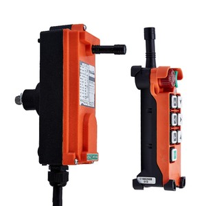 Image 2 - Telecontrol F21 E2 industrial radio remote control AC/DC universal wireless control for crane 1transmitter and 1receiver