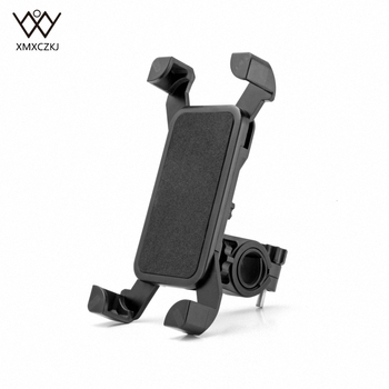Anti-Slip Universal 360 Rotating Bicycle Bike Phone Holder Handlebar Clip Stand Mount Bracket For Smart Mobile Cellphone 2