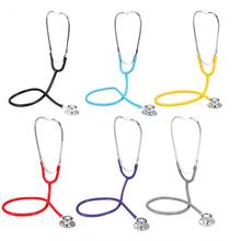 Doctor Double Head Stethoscope Medical Dual Estetoscopio Professional stetoskop enfermeria equipos medicos