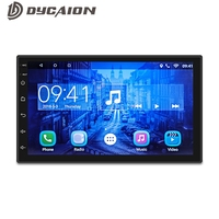 7 Inch Android 6.0 universal Car radio 2 Din Car Stereo GPS Navigation with Wifi Bluetooth