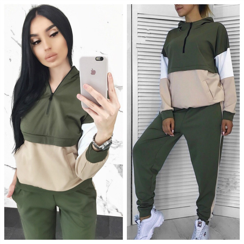 2 Pieces/Set Women Yoga Set Long Sleeve Fitness Clothing Female Elastic Running Tracksuit Workout Leggings Jogging Sportwear