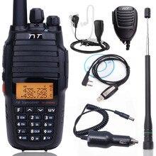 Обновление версии TYT TH-UV8000D 10 Вт поперечная полоса повторителя рация 3600 mAh УКВ двухдиапазонный любительского радио TYT UV8000E