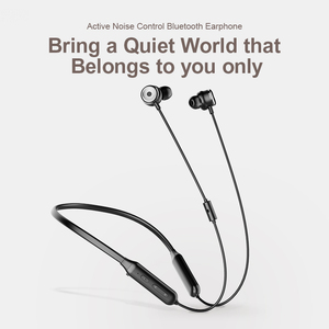 Image 2 - Baseus S15 Active Noise Cancelling Bluetooth Earphone Wireless Sport Earphones ANC Earphone with Mic for Phones and Music